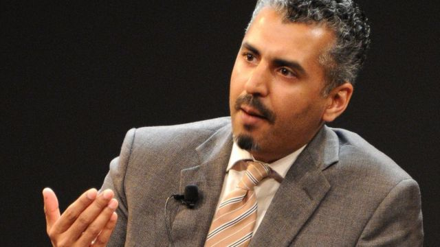 LBC presenter Maajid Nawaz 'racially attacked' in London