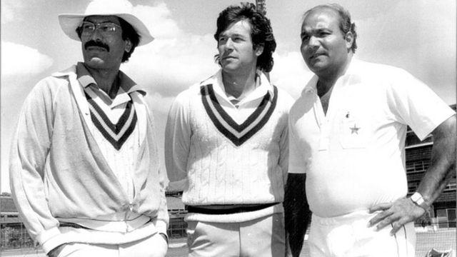 انتخاب عالم، عمران خان اور ظہیر عباس