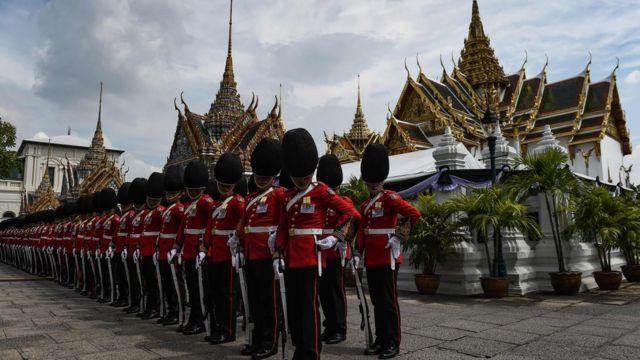ထိုင်းနန်းတော်
