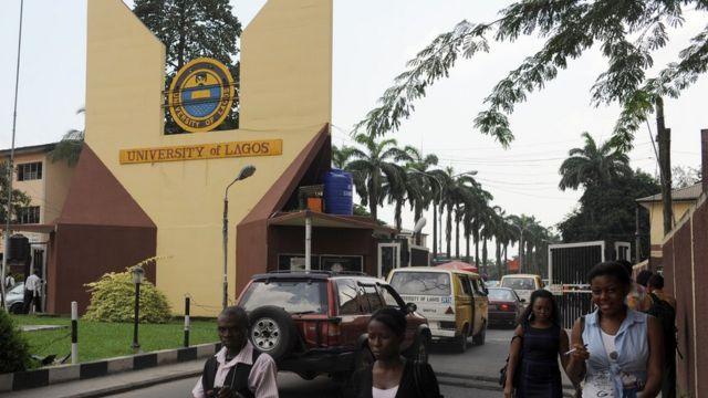 University of Lagos gate