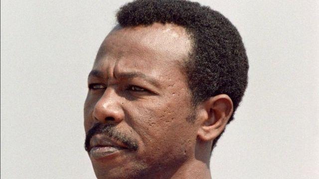 Mengistu Hailé Mariam
