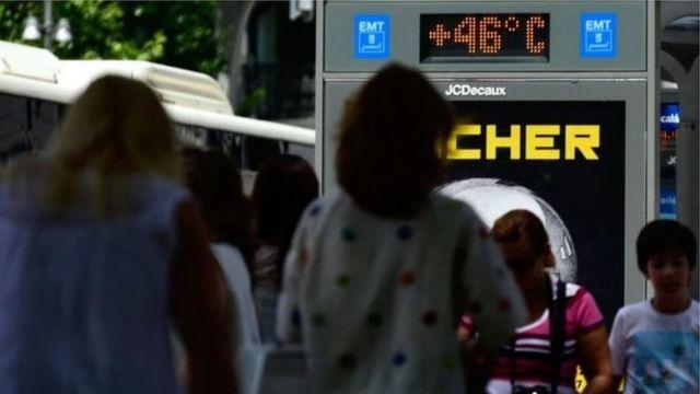Các đợt nắng nóng sẽ gây nhiều tử vong nhất nếu các biện pháp giảm nhẹ biến đổi khí hậu không được thực hiện, nghiên cứu cho biết.
