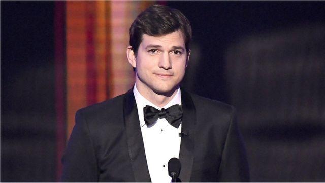 Christopher Ashton Kutcher anasema haoni umuhimu wa kuoga kila siku