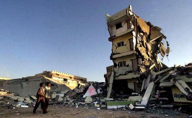 มีผู้เสียชีวิตเกือบ 20,000 คนจากเหตุแผ่นดินไหวในรัฐคุชราต ปี 2001
