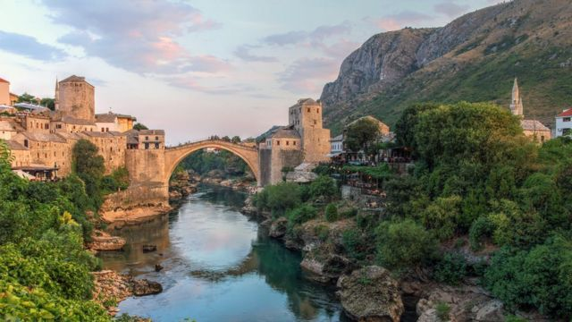 Old City of Mostar, Bosnia and Herzegovina