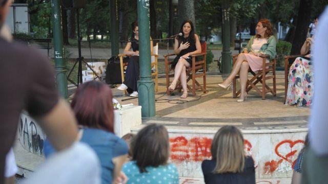 Promocija ormana u Podgorici, jun 2018.