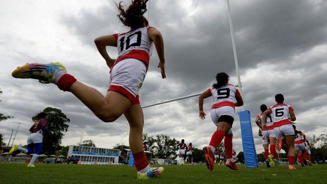 Rugby a siete femenil