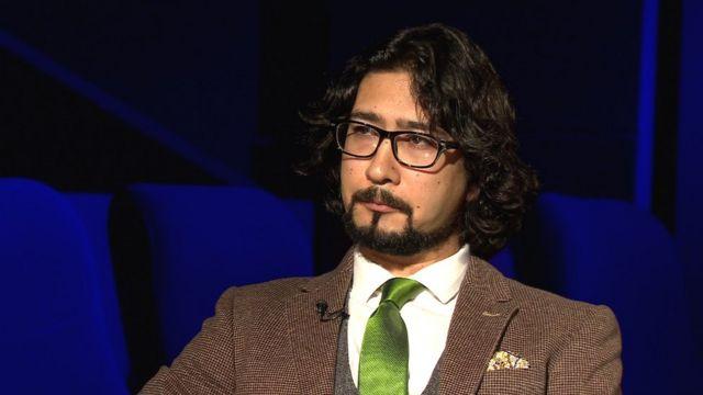 امید شمس نویسنده، مترجم و پژوهشگر مطالعات فرهنگی