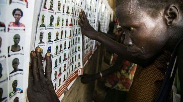 Sudani y'epfo yugarijwe n'intambara kuva 2013