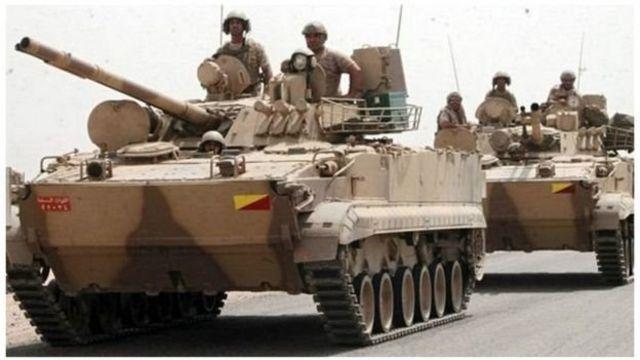 نیروهای امارات در یمن