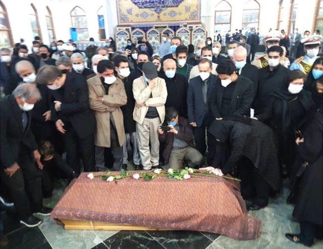 جنازة شجريان