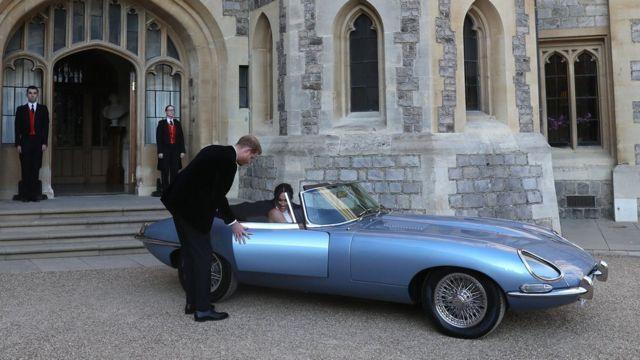 герцог і герцогиня Сассекські