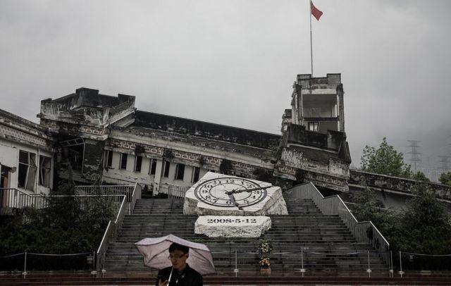 汶川地震十年系列 那些念念不忘的细节仍在风中飘荡 Bbc News 中文