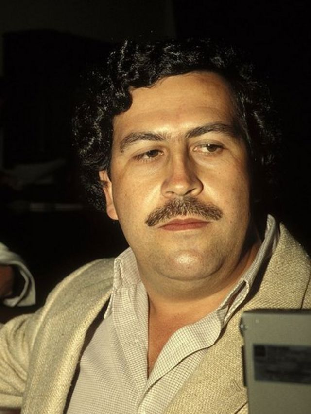 Pablo Escobar, Kolombia, narkoba