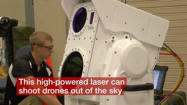 Boeing laser