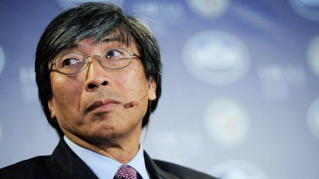 Patrick Soon-Shiong est un milliardaire né en Afrique du Sud de parents chinois