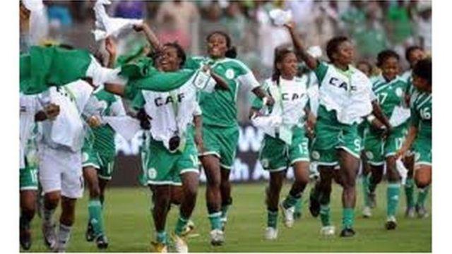 Les nigérianes championnes d'Afrique en titre