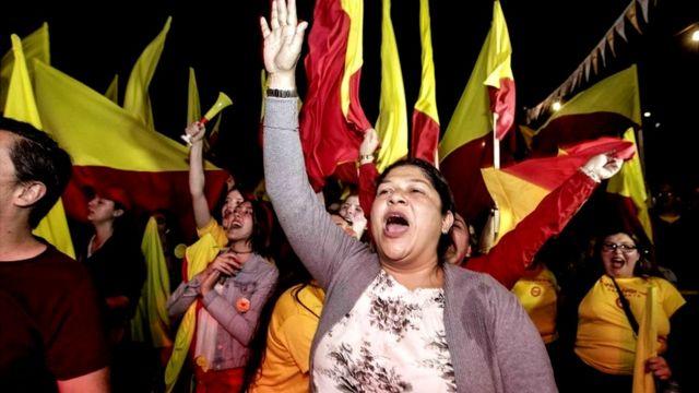 Los costarricenses tendrán que volver a las urnas el venidero 1 de abril.