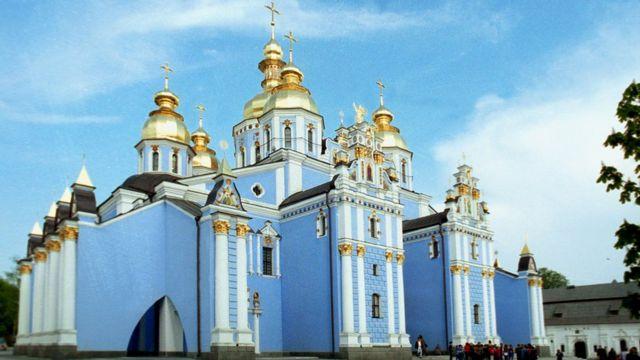 Михайлівський собор свого часу перетворили на студентський гуртожиток