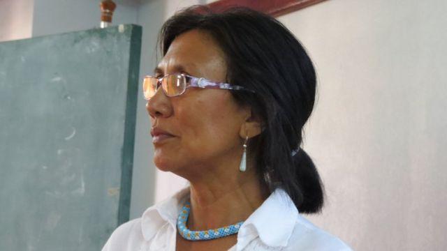 Tina Alvarenga