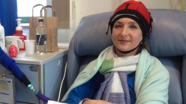 Victoria Derbyshire in hospital