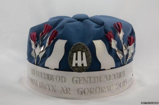 Coron Maldwyn a'r Gororau (Llun: Iestyn Hughes)