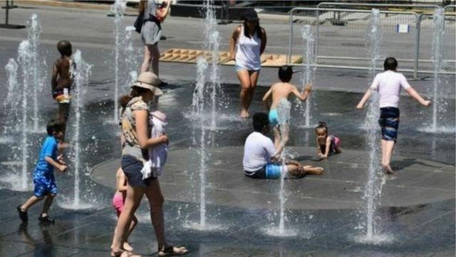 Đợt nắng nóng kéo dài một tuần ở Quebec đã gây chết người