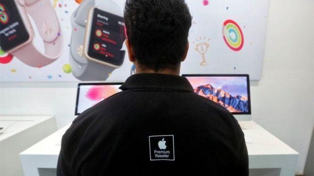 أبل تعتزم تصنيع هواتف أيفون في الهند