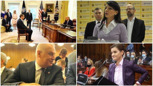Provera činjenica: Sve neistine političara u Srbiji koje su obeležile 2020. godinu
