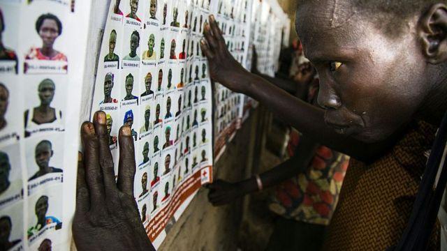 Environ 1,61 million de Soudanais du Sud ont quitté leurs foyers pour se réfugier dans d'autres régions du pays.