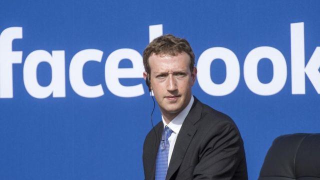 مارك زوكربيرغ، صاحب شركة فيسبوك