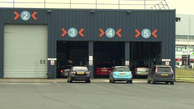 MoT: Q&A on test suspensions in Northern Ireland - BBC News