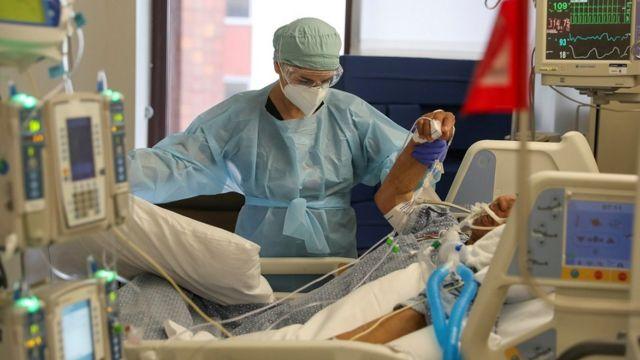 Secuelas del coronavirus: los pacientes que siguen sufriendo problemas tras  haber superado el covid-19 - BBC News Mundo