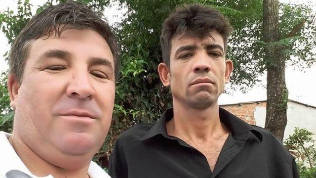 Edgar Fragoso Fernandes morreu soterrado por soja na Cooperativa C. Vale