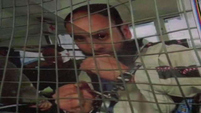 پولیس کی حراست میں زبیر احمد تورے