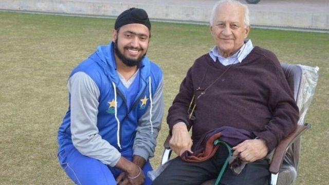 पाकिस्तान के सिख क्रिकेर महिंदर पाल सिंह