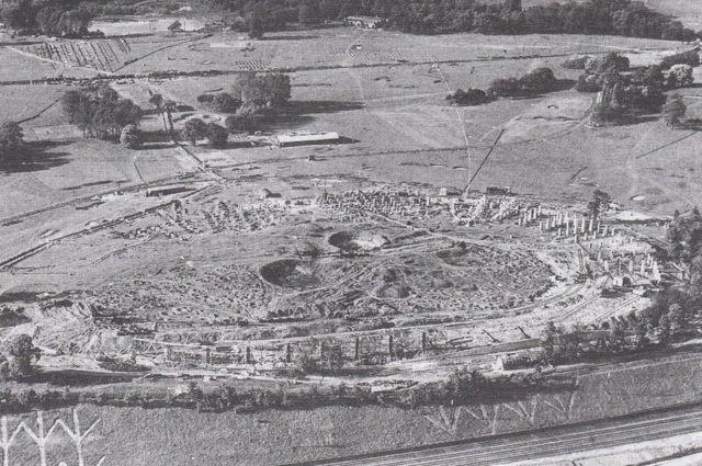 """Строительство стадиона """"Уэмбли"""""""