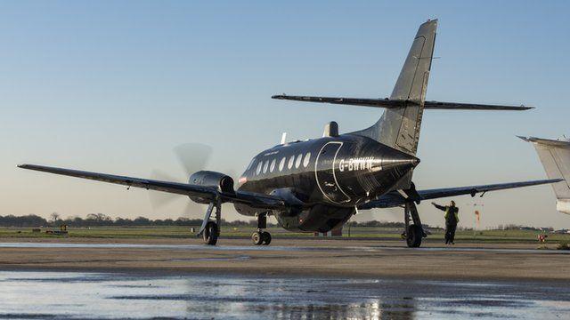 BAE jetstream aircraft