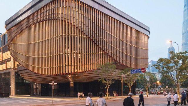 Desain gedung teater