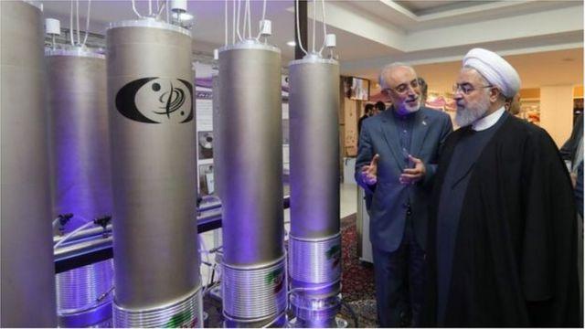 إيران شددت على أن تطوير أسلحة غير تقليدية ليس في عقيدتها بعد رفع حظر شراء الأسلحة عنها