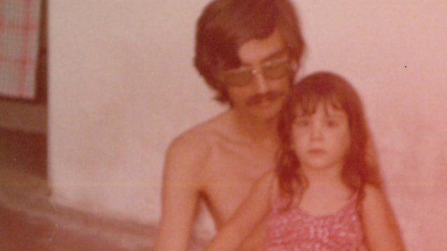 Paula e o pai