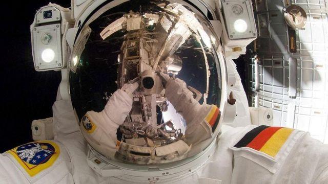 अंतरिक्ष यात्री