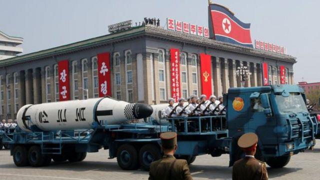 မြောက်ကိုရီးယား