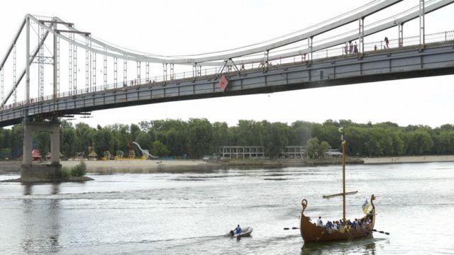 Міст у Києві