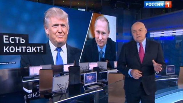 Dimitri Kiselyovun Obama barəsində dedikləri qarışıqlıq yaratmasın deyə, sonradan dəyişdirilib