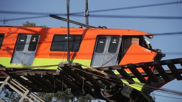 Accidente en Línea 12: la controvertida historia de la línea de metro que  colapsó y provocó decenas de muertos y heridos - BBC News Mundo