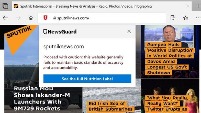 Daily Mail demands browser warning U-turn