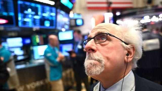 Operador de Wall Street