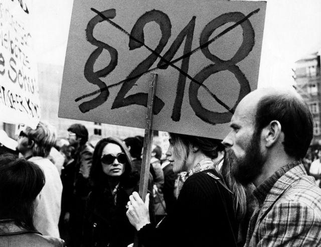 Protesta en Múnich.