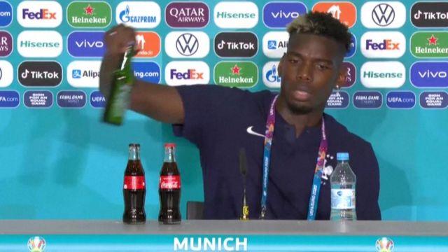 Paul Pogba da Heineken'in alkolsüz birasından rahatsızlık duydu